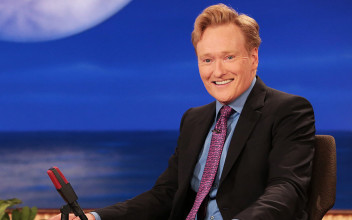 Conan Christopher O'Brien